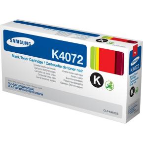 Samsung CLT-K4072S lasertoner, sort, 1000s
