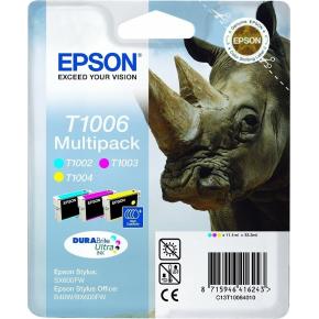 Epson nr.T1006/C13T10064010 sampak, 3stk, 2400s