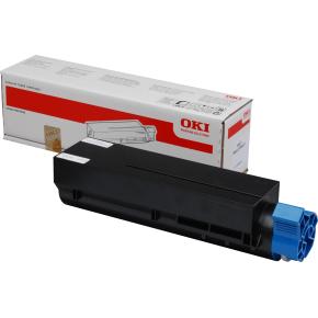 OKI 45807111 lasertoner, sort, 12000s