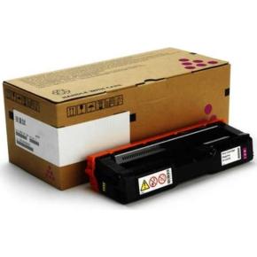 Ricoh 407533 lasertoner, rød, 4000 s.