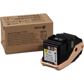 Xerox 106R02601 lasertoner, gul, 4500s.