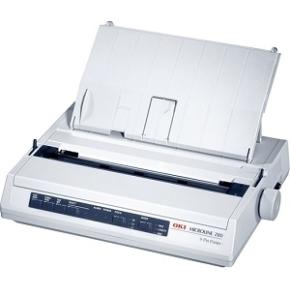 OKI Microline 280 Elite Matrixprinter - Seriel