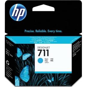 HP nr. 711/CZ130A blækpatron, blå