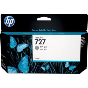HP nr. 727/B3P24A grå, 130 ml