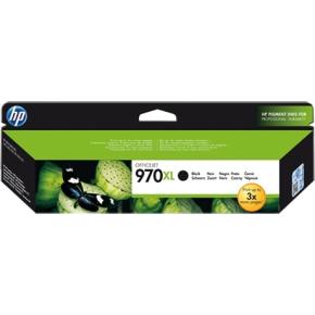 HP nr. 970XL/CN625AE Blækpatron, sort, 9200 sider