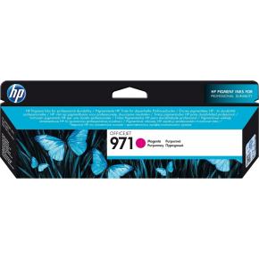 HP nr. 971 Blækpatron, rød, 2500 sider