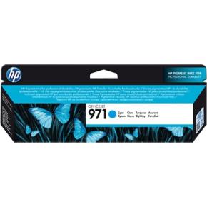 HP nr. 971 Blækpatron, blå, 2500 sider