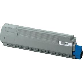 OKI 45862839 lasertoner, blå, 7300s.