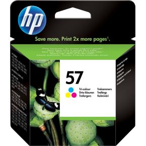 HP 57/C6657AE blækpatron, farve, 500s