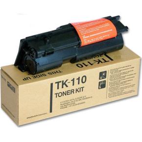 Kyocera TK-110E lasertoner, sort, 2000s
