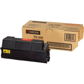 Kyocera TK-330 lasertoner, sort, 20000s