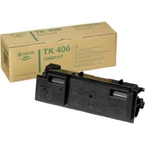 Kyocera TK-400  lasertoner, sort, 10000s