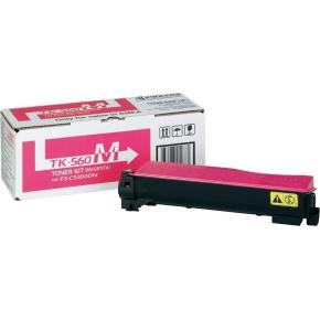 Kyocera TK-560M lasertoner, rød, 10000s