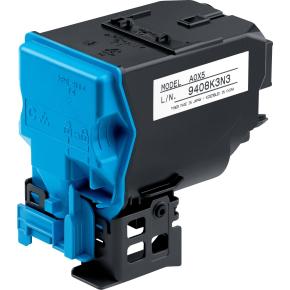 Konica Minolta A0X5452 lasertoner, blå, 6000s