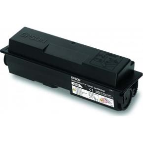 Epson C13S050584 lasertoner, sort, 8000s