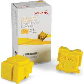 Xerox XER108R00933 blækpatron gul 2200s. 2 stk.