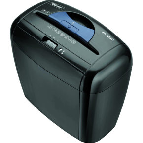 Fellowes Powershred P-35C krydsmakulator, sort