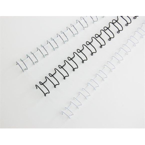 GBC metal spiralryg A4, 21 rings, 12mm, hvid