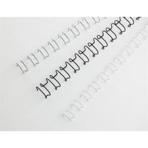 GBC metal spiralryg A4, 21 rings, 14mm, hvid