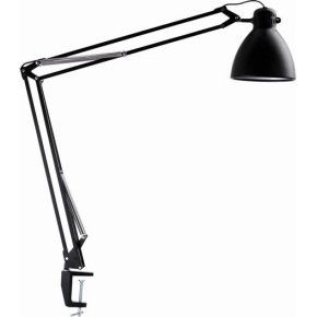 Luxo L1 LED arkitektlampe sort