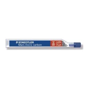 Staedtler Mars micro stifter 0,5 mm, HB (12 stk.)