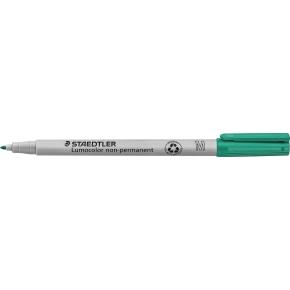 Staedtler Lumocolor 315 non permanent marker, grøn