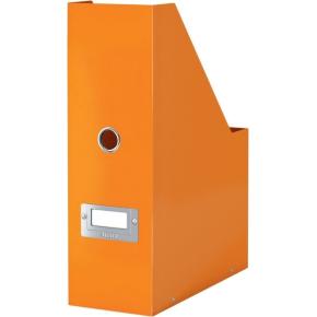 Leitz Click & Store tidsskriftholder, orange