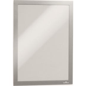 Durable DURAFRAME A4, sølv, 2 stk.