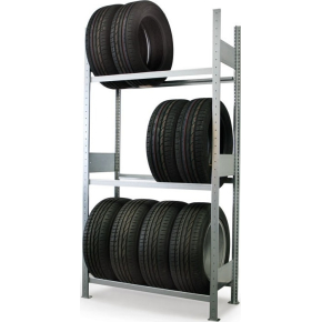 META Clip S3 dækreol, 250x100x40, 150 kg, Tilbyg
