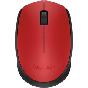 Logitech M171 Trådløs mus, rød