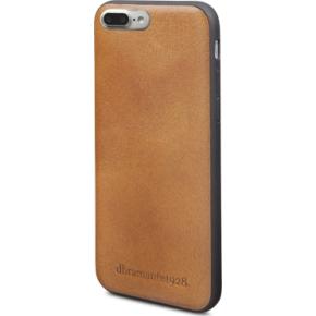 dbramante1928 lædercover t/ iPhone 7+, Golden Tan