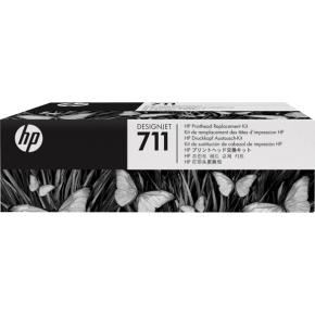 HP 711/C1Q10A Printhoved udskiftningskit