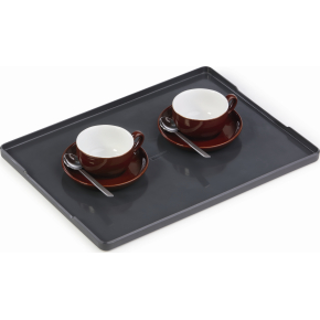 Durable Coffee Point Tray, grå