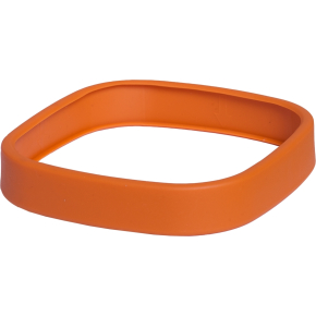 Luxo Trace dekor ring - Orange