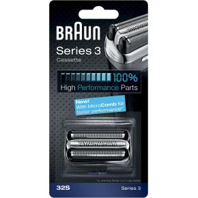 Braun 32s ekstra skæreblad og lamelkniv