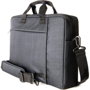 "Tucano Svolta 15,6"" computertaske, large, sort"
