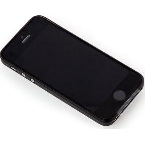 Twincase iPhone SE/5S/5 case, sort