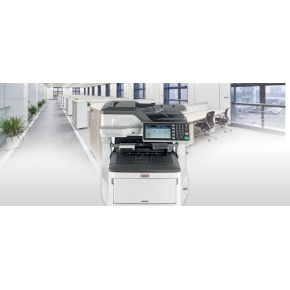 OKI MC873dn A3 MFP LED-printer