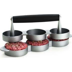 Dan Grill Triple Sliders/Burgerpresser