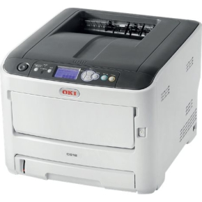 OKI C612dn printer