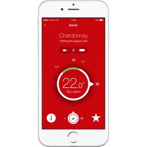 Kelvin Smart Vintermometer med App