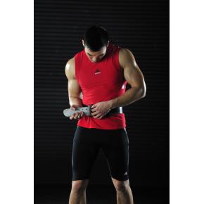 Adidas træningsbælte i læder - X-large/XXL