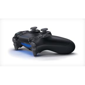 Sony Playstation 4 Dualshock kontroller v2, sort