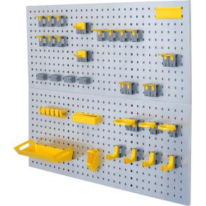 værktøjstavle ELITE værktøjstavle 1140x976 mm   køb til fast lav pris   Lomax A/S værktøjstavle