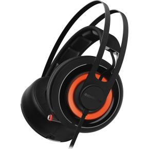 SteelSeries Siberia 650 Høretelefoner, sort