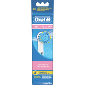 Oral-B Sensitive børstehoveder 4 stk.
