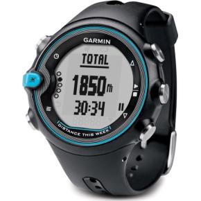 Garmin Swim - svømmeur, sort/blå
