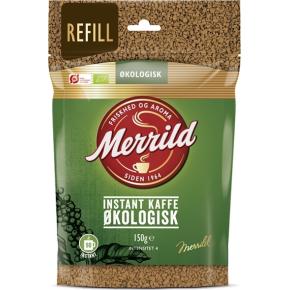 Merrild Økologisk Instant refill, 150g