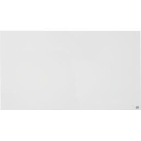 Nobo Diamond glastavle i hvid - 71,1 x 126 cm