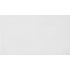 Nobo Diamond glastavle i hvid - 105,9 x 188,3 cm